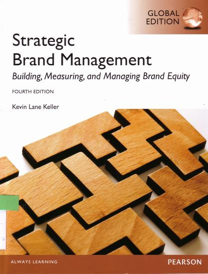 Strategic brand management : b..