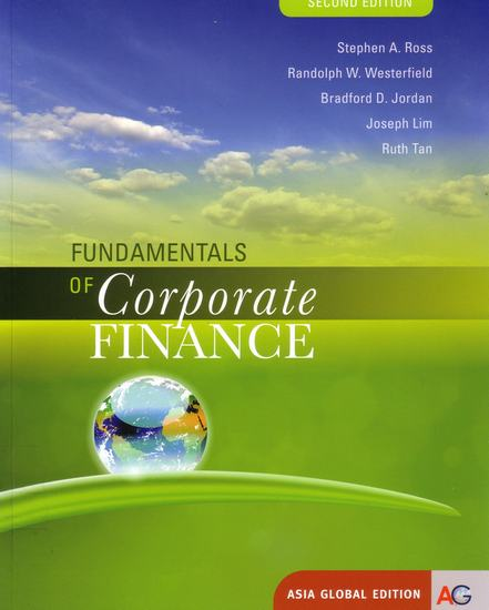 Fundamentals of corporate fina..