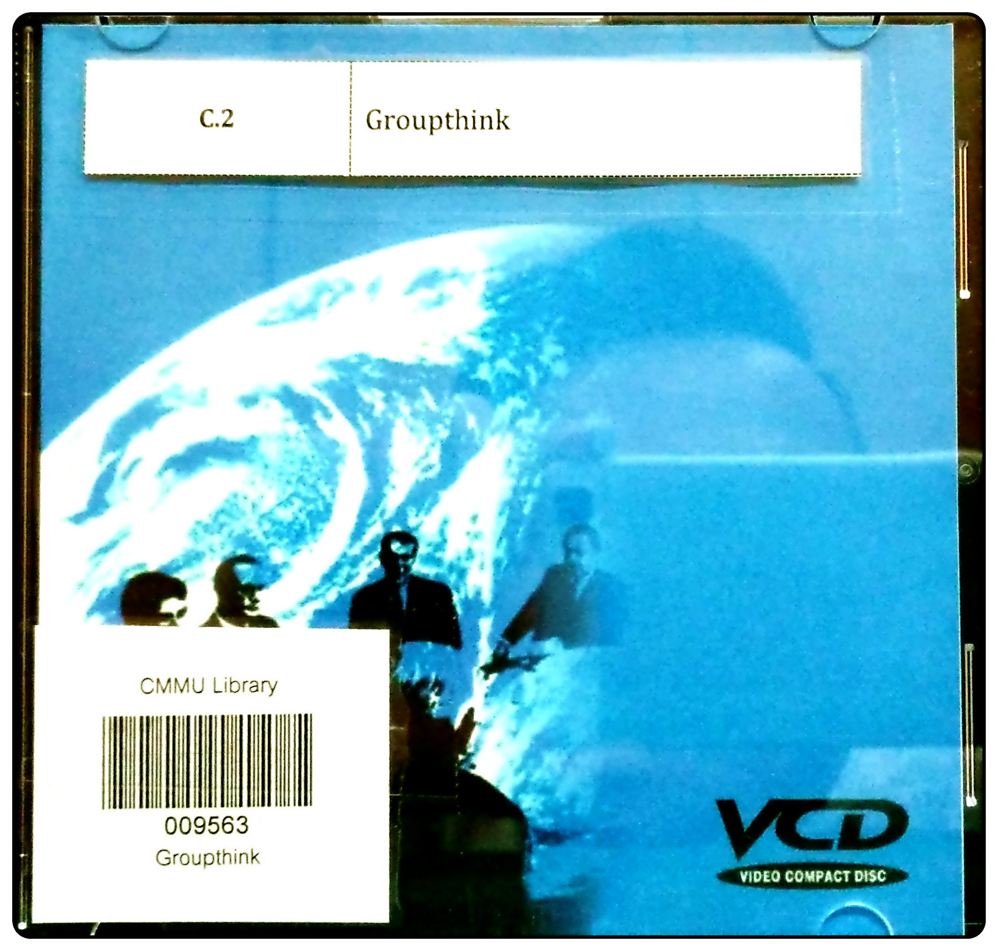 Cover of Groupthink