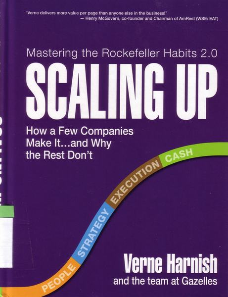 Scaling up : how a few companies make it... and wh...