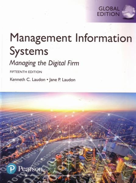 Management information systems : managing the digi...