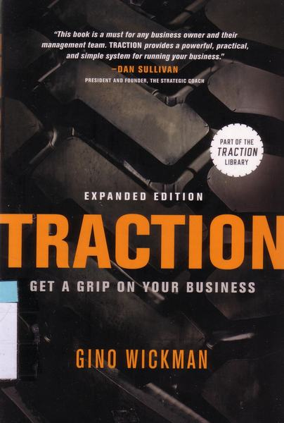 Cover of Traction :get a grip on your business