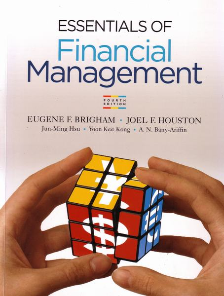 Cover of Essentials of financial management